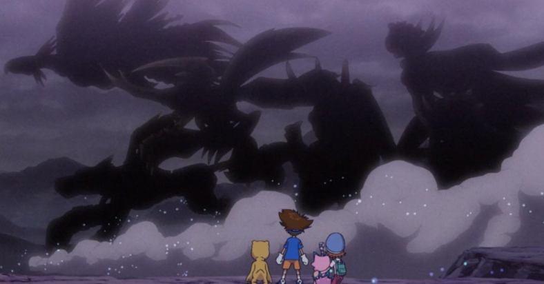 Digimon Adventure New DigiDestined Origin