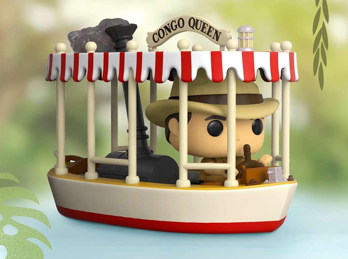 Here's How to Get Disney's Jungle Cruise Skipper Funko Pop ...