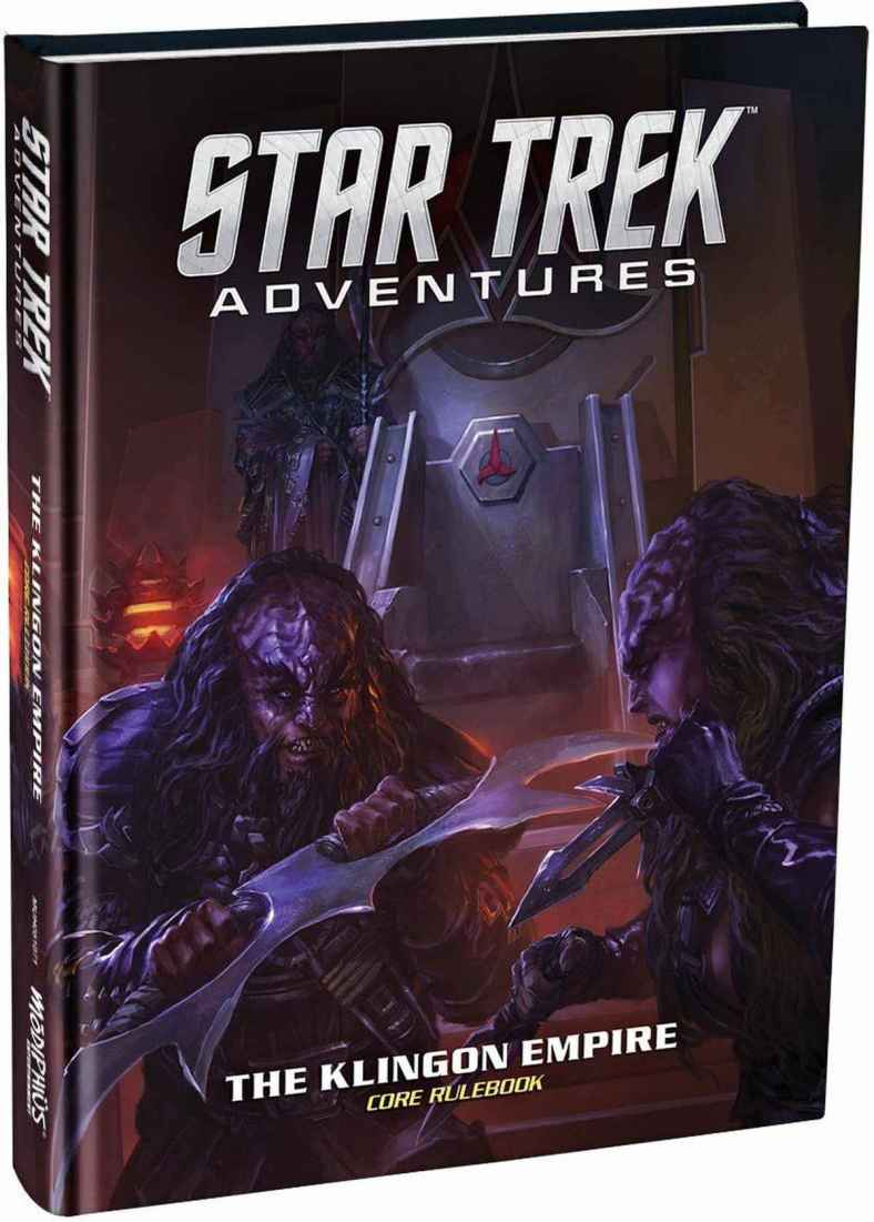 Star Trek Adventures The Klingon Empire 010