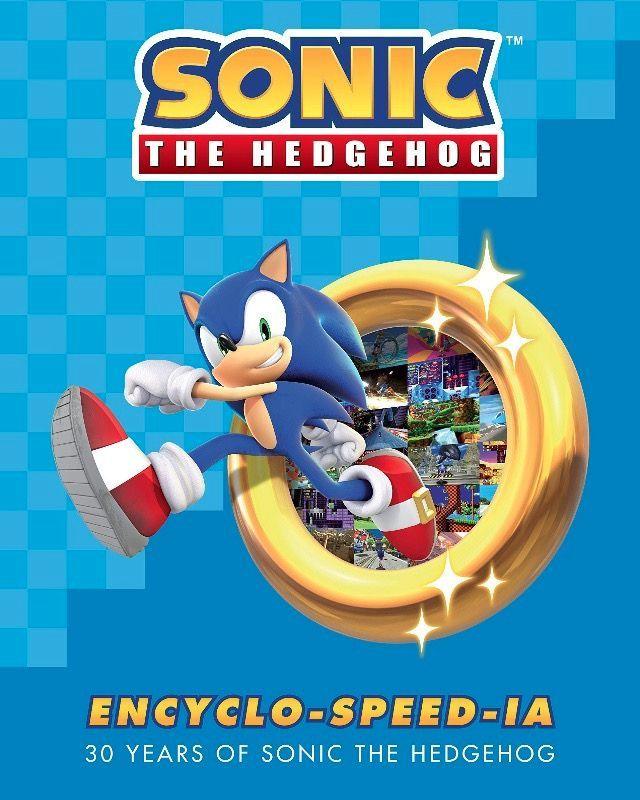 Sonic Encyclopedia cover