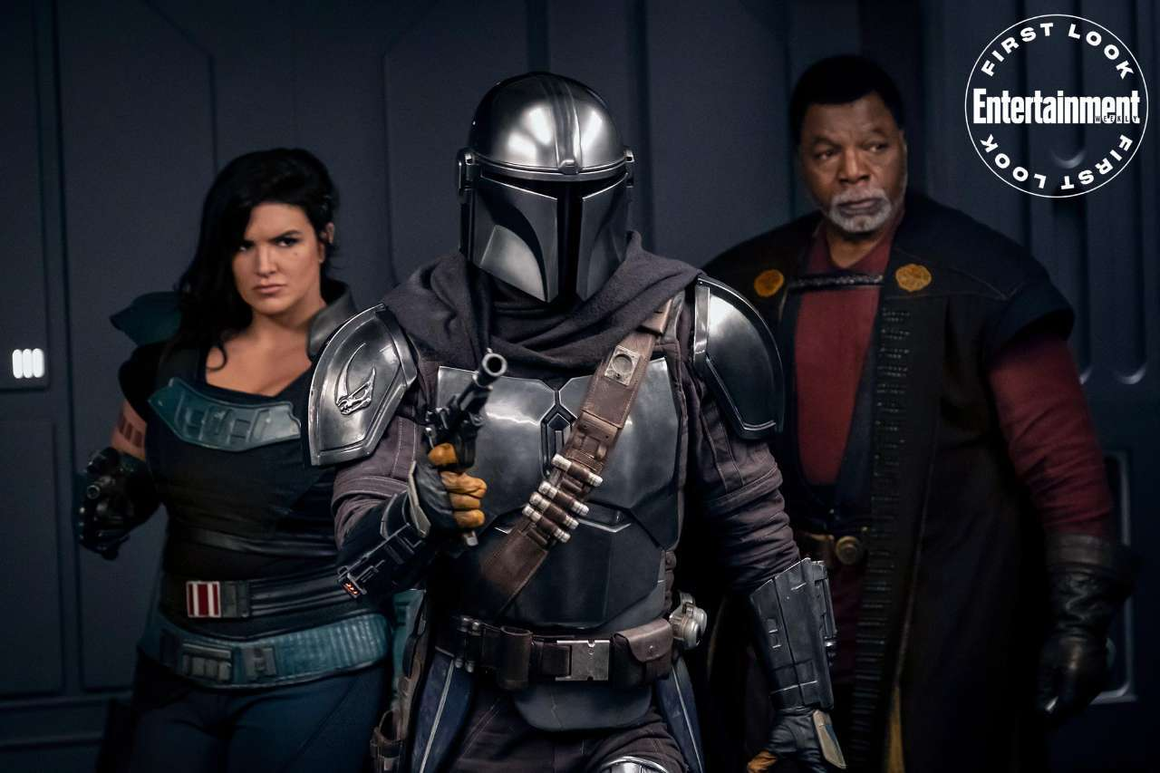 Star wars mandalorian season 2 photo4