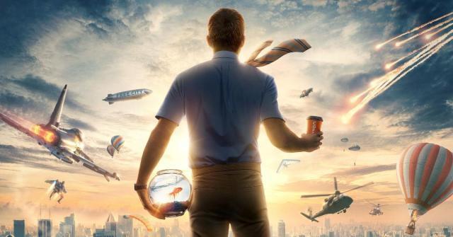 Free Guy Poster Ryan Reynolds