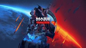 Mass Effect Legendary Edition has turned gold