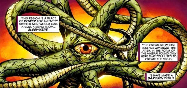 Doctor Strange: Who Is Shuma-Gorath?