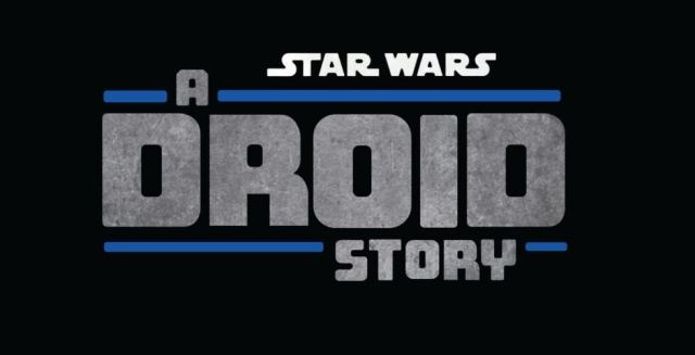 star wars a droid story logo