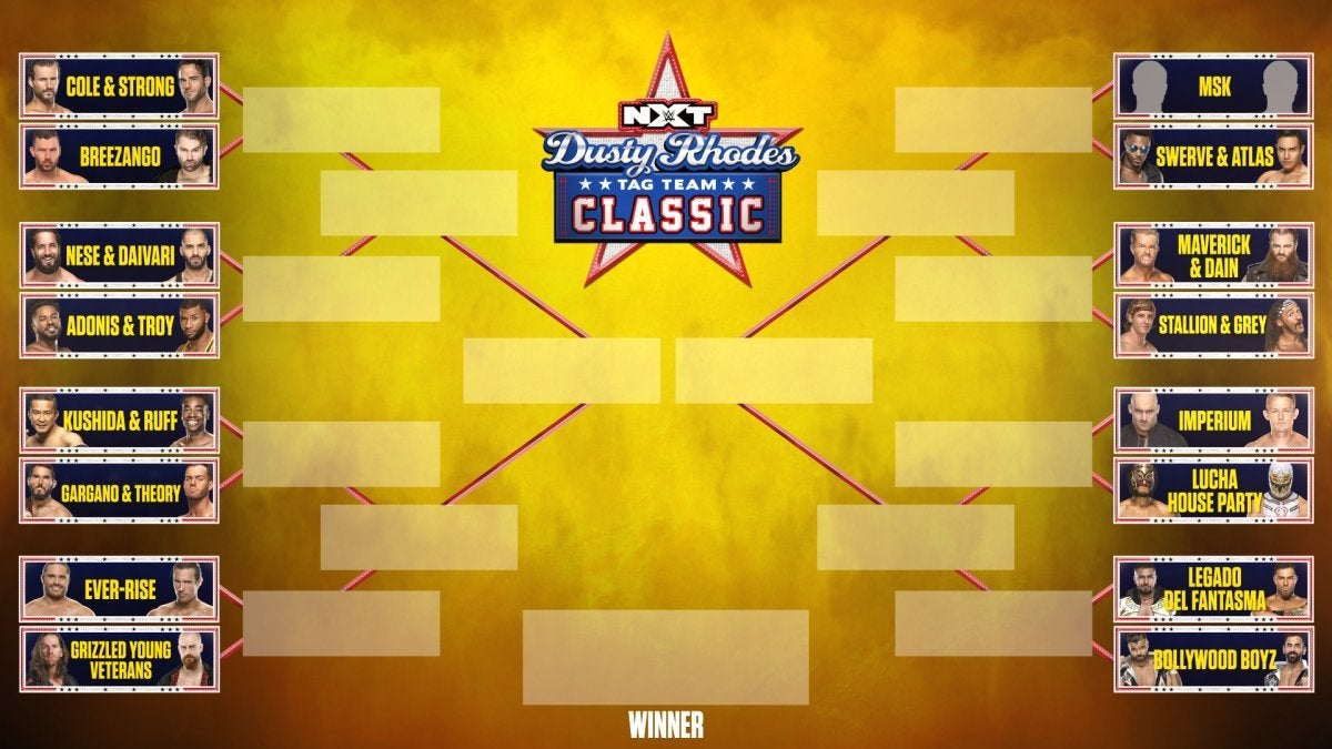WWE NXT Releases the 2021 Dusty Rhodes Tag Team Classic ...