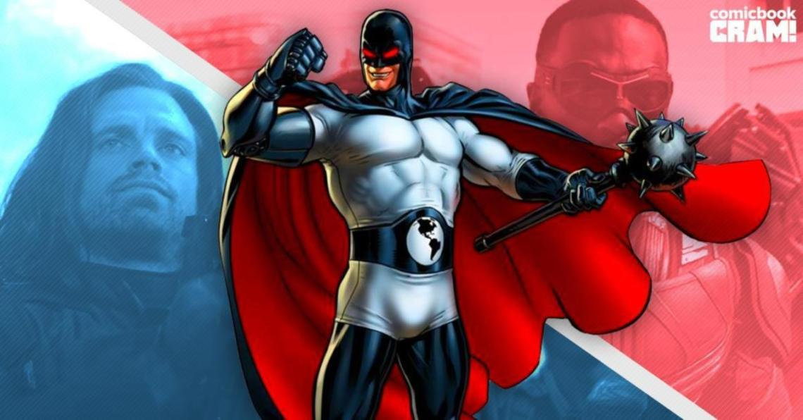 Meet Flag-Smasher, the Falcon and the Winter Soldier's Unlikely Villain -  Samachar Central