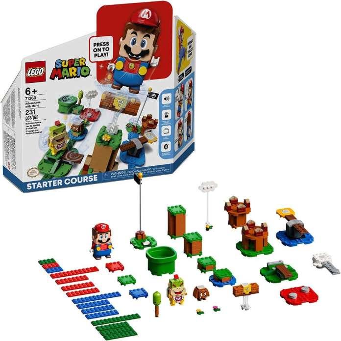 lego super mario starter course 1259967 9to5game