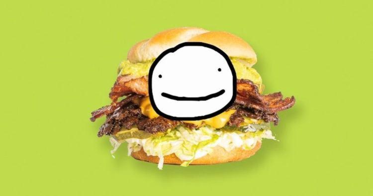 MrBeast And Dream Partner To Make The Dream Burger