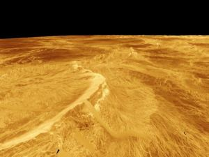 Scientists are discovering the chemicals needed to live on Venus