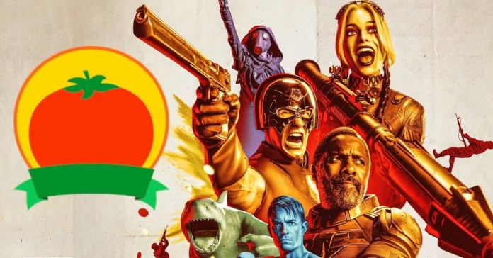 The Suicide Squad Reviews Rotten Tomatoes Score Perfect 100 Fresh