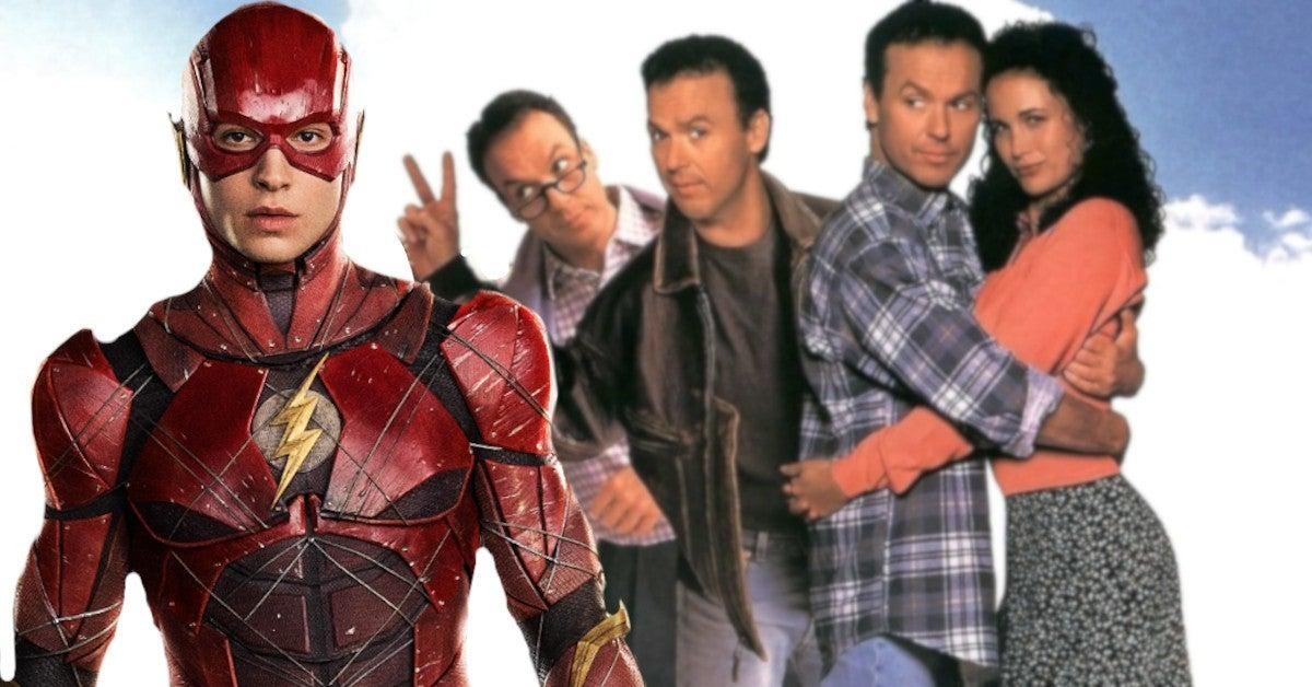 माइकल कीटन ने नई डीसी मूवी की तुलना 90 के दशक की कॉमेडी से की