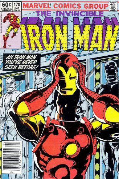 comic book fans - Jim Rhodes Iron Man