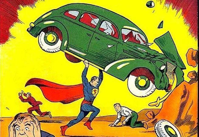 Image result for action comics #1