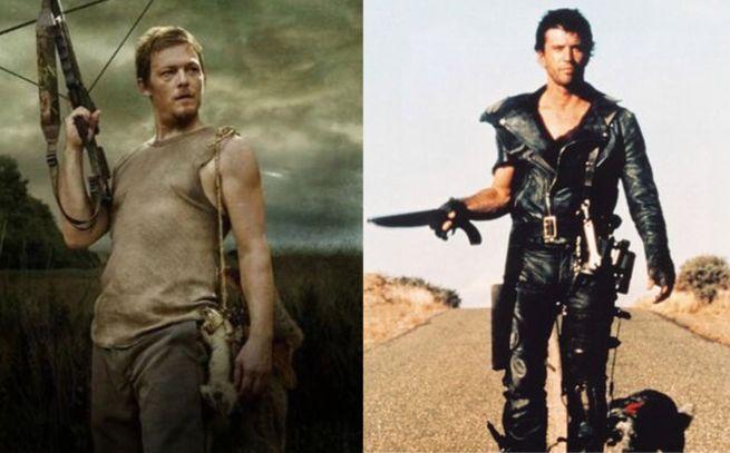 Daryl Dixon & Mad Max