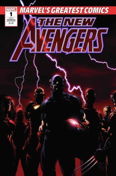 Avengers writers - New Avengers #1