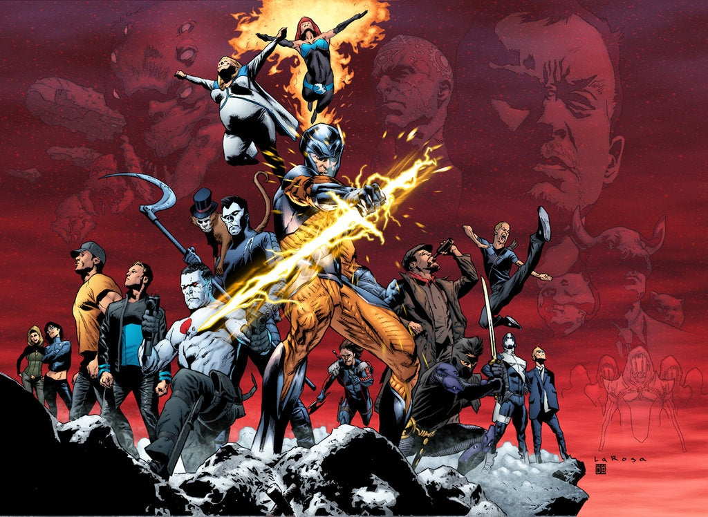 Image result for valiant universe