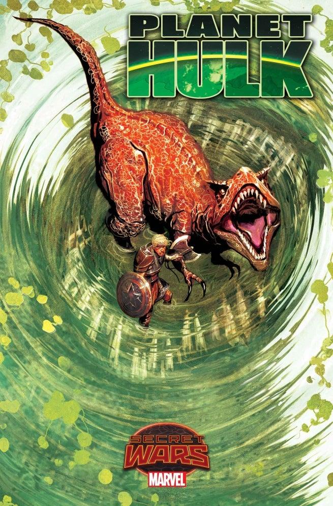 Planet Hulk 3