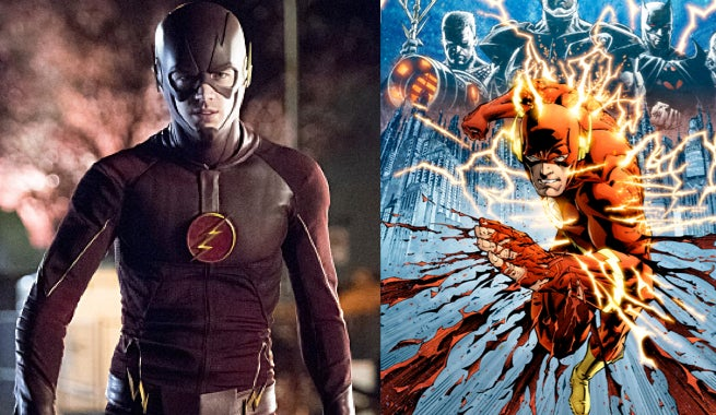 Image result for the flash flashpoint