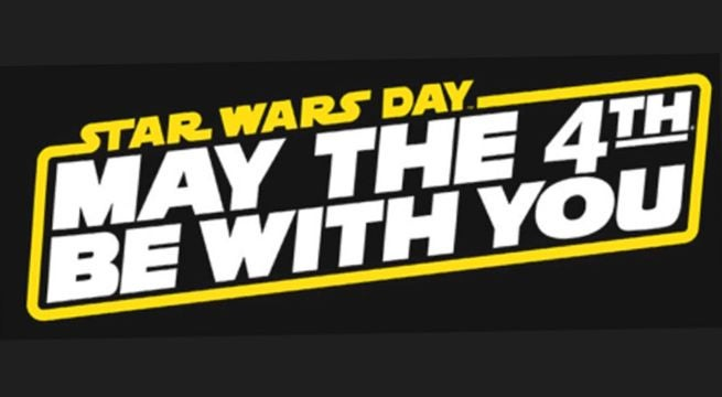 Image result for may the fourth be with you