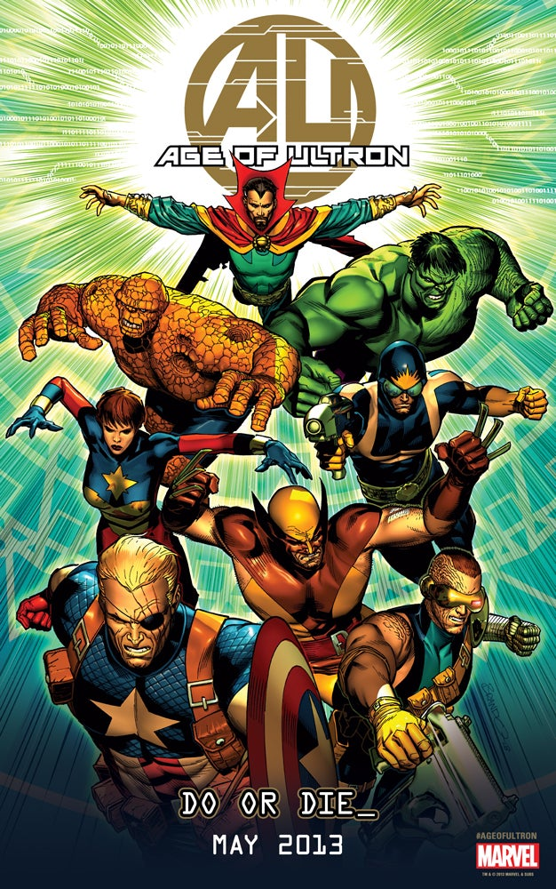 Age Of Ultron Scars The Marvel Heroes In New Preview