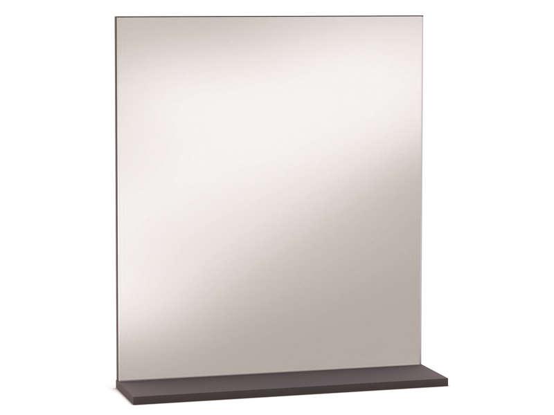 Miroir 1 Tablette Thais Vente De Miroir Mural Conforama