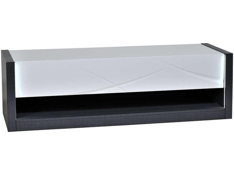 banc tv 150 cm finition laque