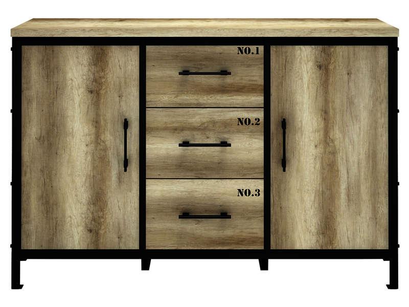 meuble rangement pas cher conforama