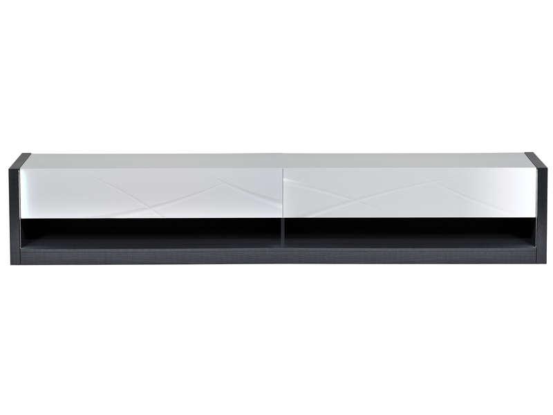meuble tv 220 cm finition laque