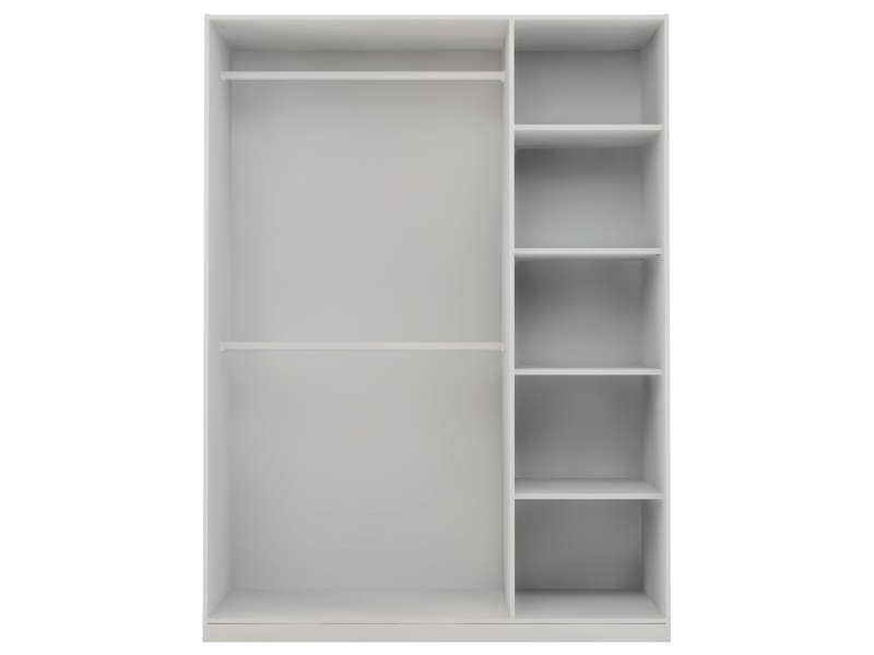 Caisse Darmoire 3 Portes TWIST Coloris Blanc Vente De
