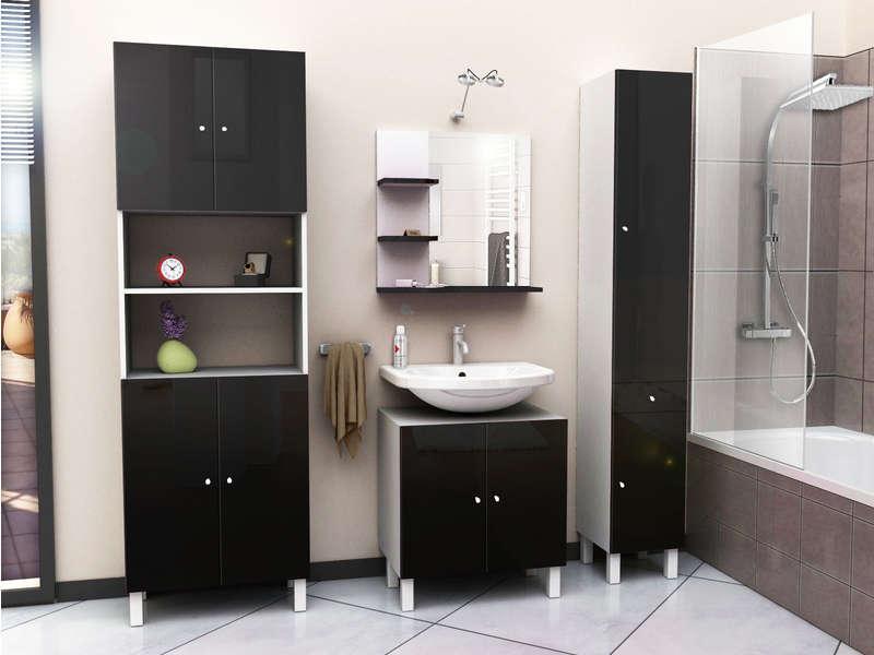 colonne de salle de bain 60 cm bright