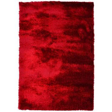 tapis 120x170 cm mila coloris rouge