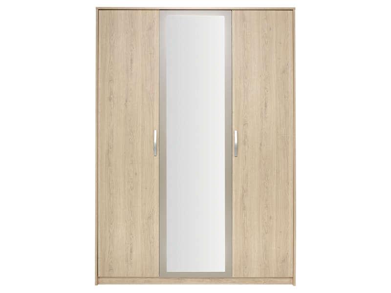 armoire 3 portes battantes
