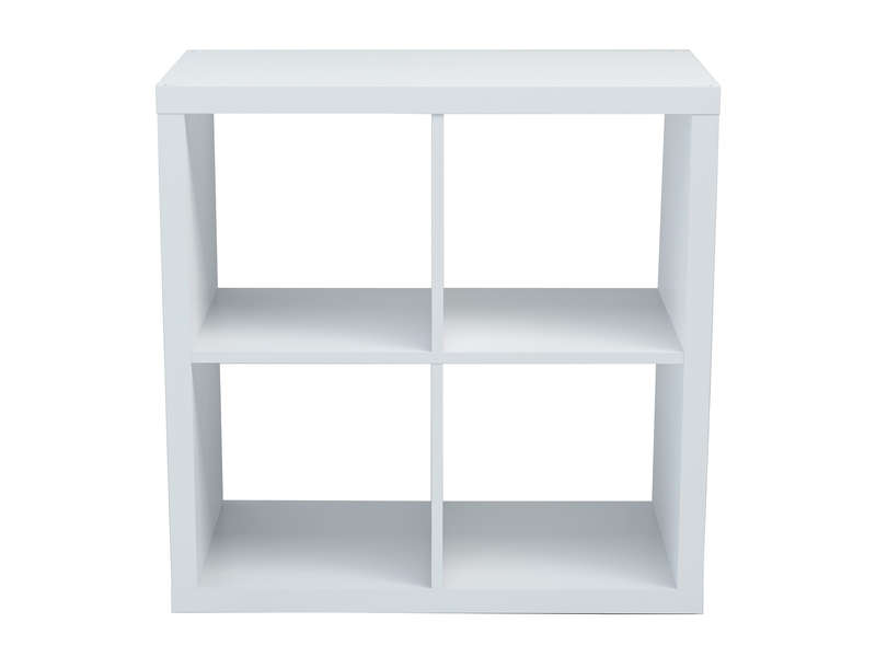 bibliotheque 4 cases