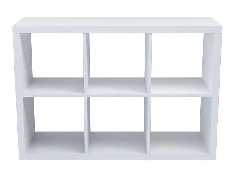 bibliotheque 6 cases