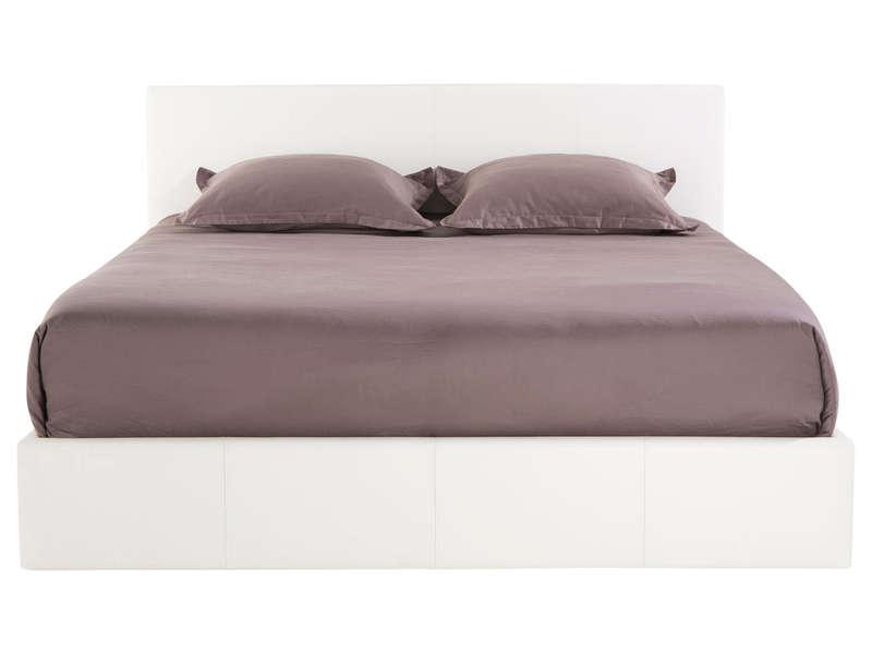lit coffre 160x200 cm avec led