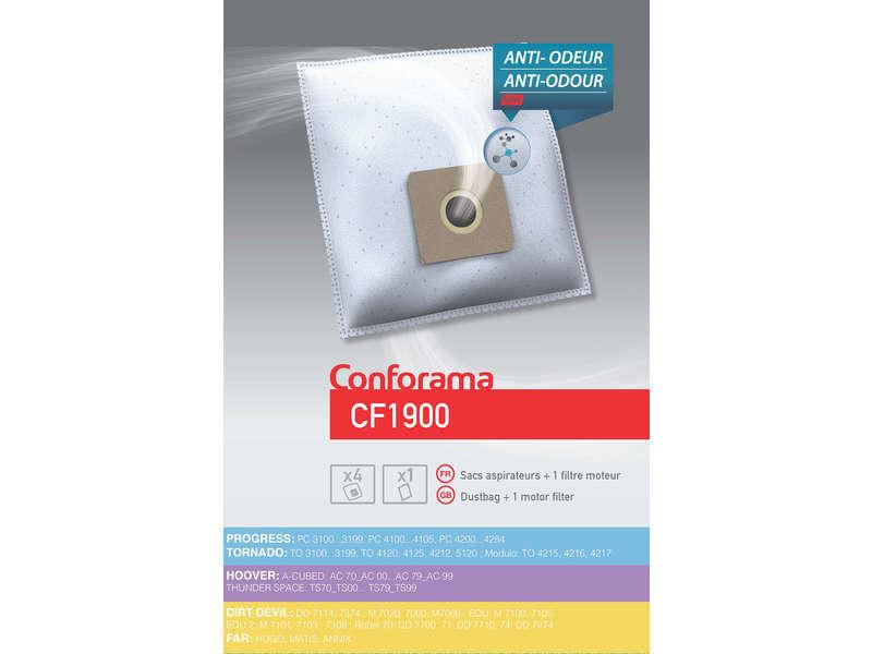 Sac Aspirateur Conforama Cf1900 Vente De Tous Les Accessoires Conforama