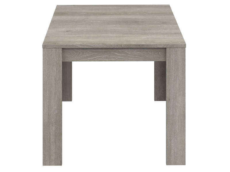 table carree 90 cm