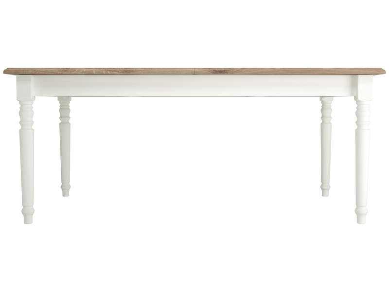 table rectangulaire extensible 180 cm