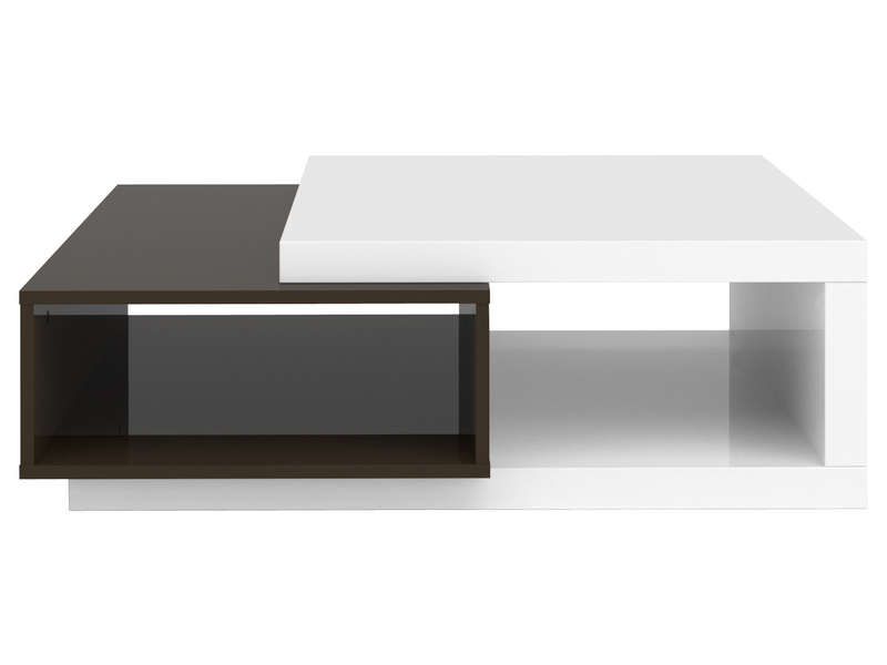 table basse rectangulaire karat coloris