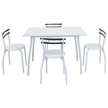 ensemble table et chaises de cuisine rec 704031