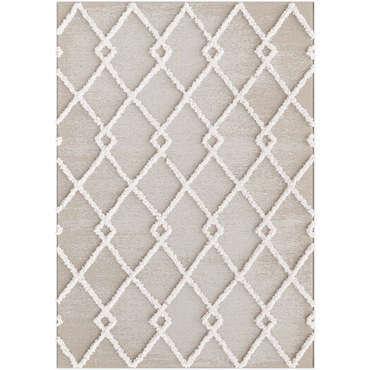tapis 120x170 cm natura coloris beige