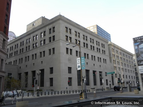 Federal Reserve Bank of St Louis in Zip Code 63102