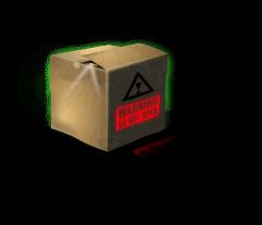 paket paketering fastigheter stopp för paketering