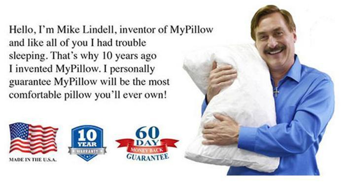 where to buy a my pillow online