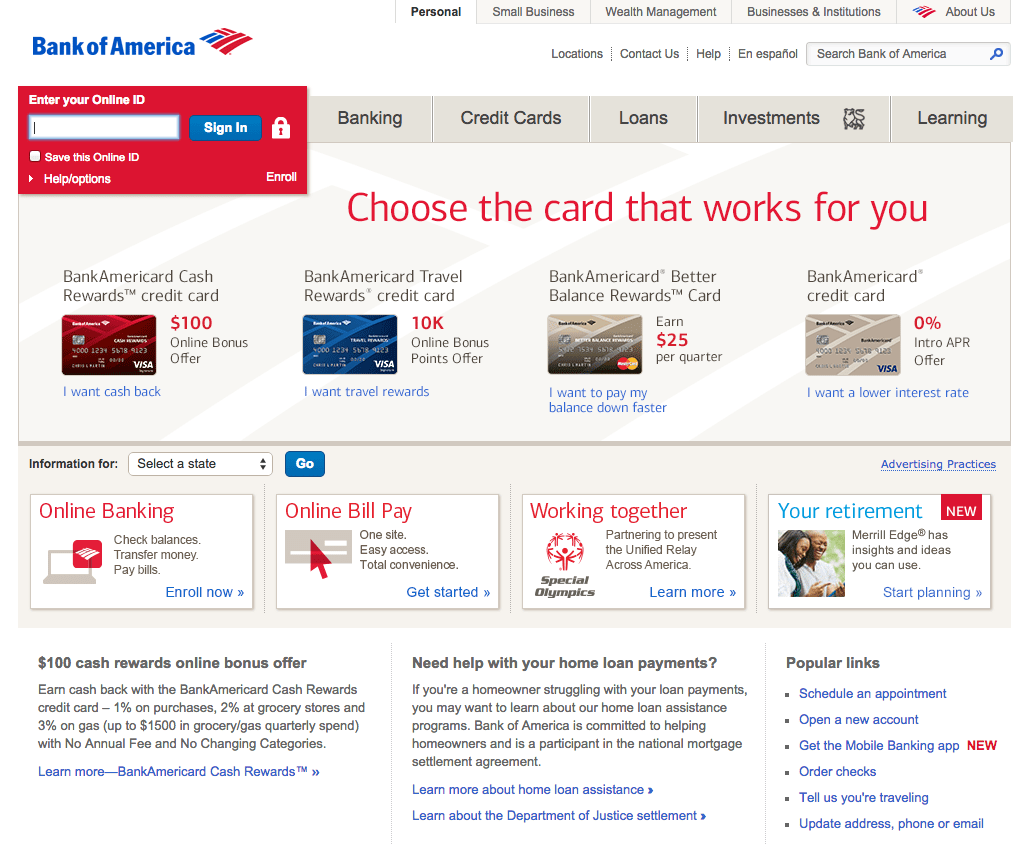 Top 3 513 Reviews And Complaints About Bank Of America