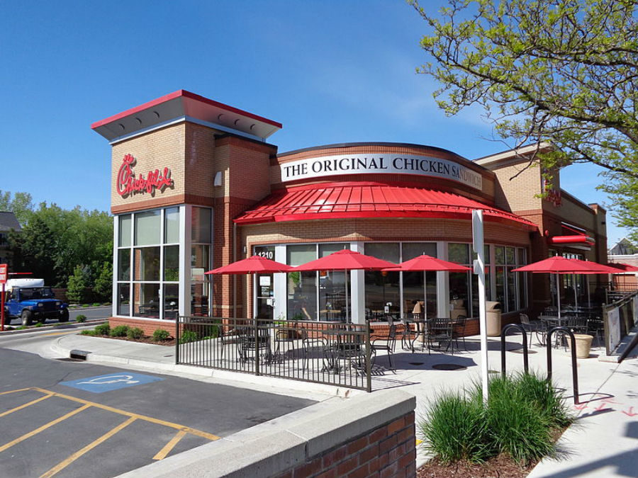 Top Rated Fast Food Chains