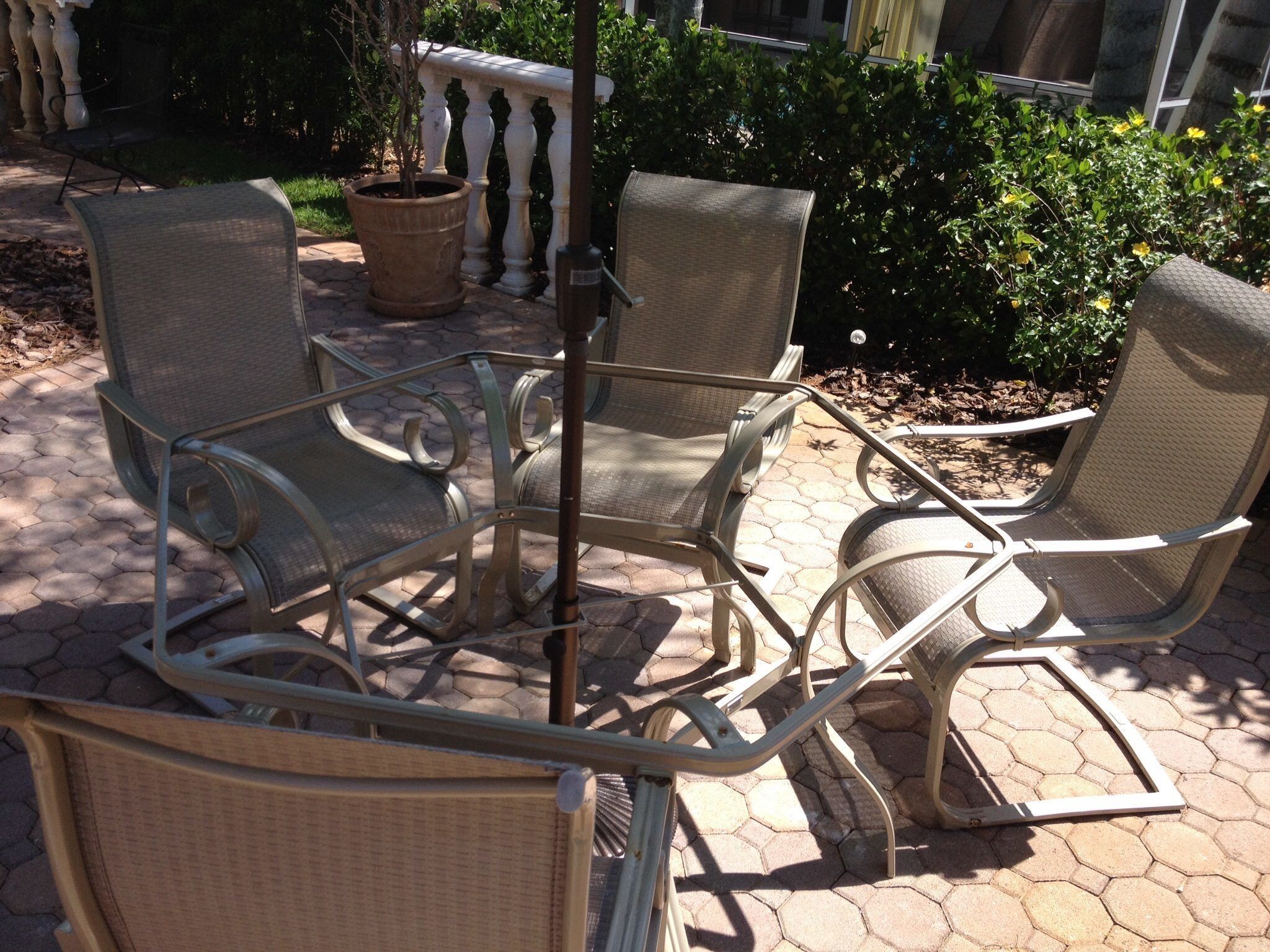 Top 1,619 Complaints and Reviews about Martha Stewart ... on Martha Stewart Wicker Patio Set id=55034