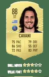 Cavani FUT 20