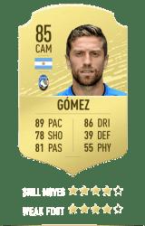 Gomez FUT 20